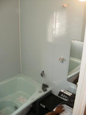 みらい住建 リフォーム 浴室④