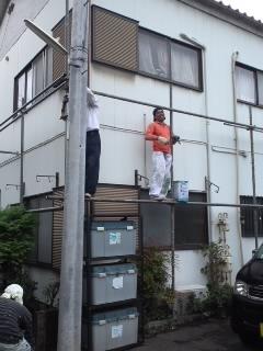 みらい住建 リフォーム外壁塗装25日6号①