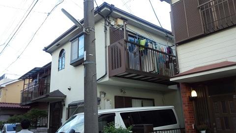 みらい住建 リフォーム外壁塗装25日2号①縮小