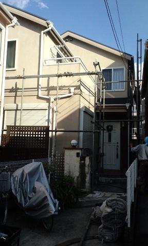 みらい住建 リフォーム 塗装7日 3号①syukusyou