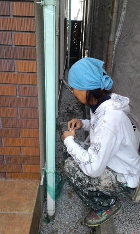 みらい住建 リフォーム 塗装 9日 3号①縮小