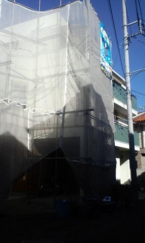 みらい住建 リフォーム外壁塗装3号12日②縮小