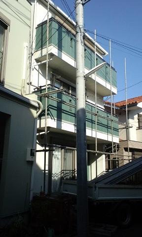 みらい住建 外壁塗装 1月8日 3号②縮小