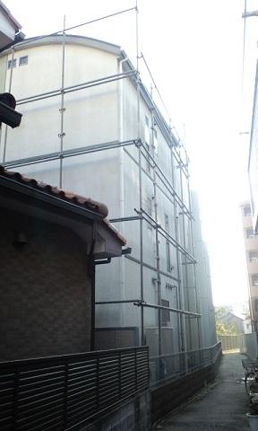 みらい住建 外壁塗装 1月8日 3号③縮小
