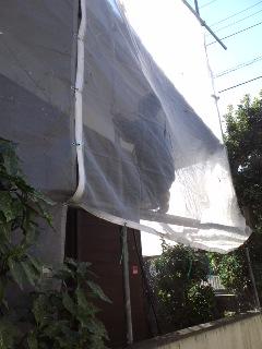 みらい住建 外壁塗装6号11日②