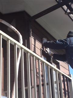 みらい住建 外壁塗装12日6号①