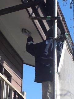 みらい住建 外壁塗装12日6号②