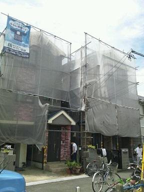 みらい住建 リフォーム 外壁塗装 7号6月27日③縮小