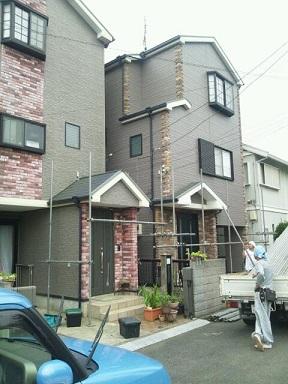 みらい住建 リフォーム 外壁塗装 7号25日②縮小