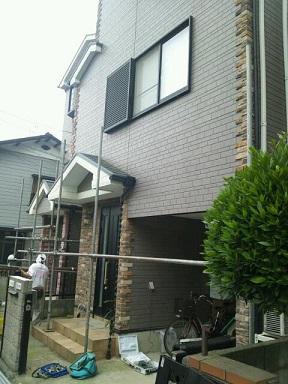 みらい住建 リフォーム 外壁塗装 7号25日①縮小