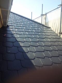 みらい住建 リフォーム屋根塗装8号30日