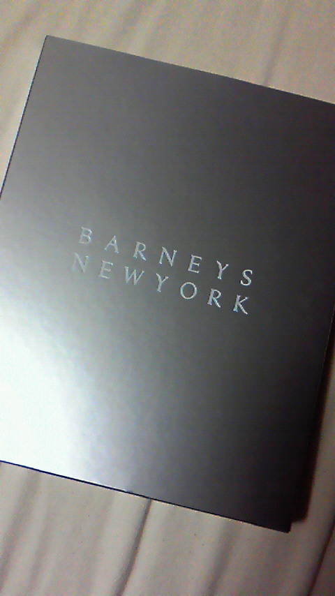 BARNEYS NEWYORKの引き出物