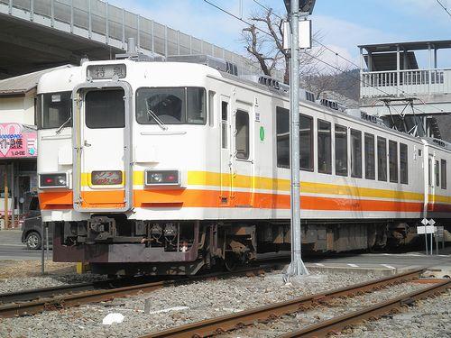 富士急行2000形2002編成(2014年1月26日・禾生駅)2