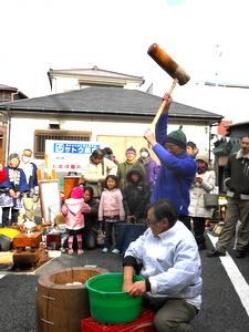 2014年新年行事TV取材 001