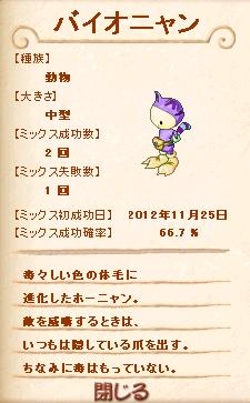 辞典バイオニャン1204
