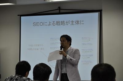 竹内学長の講義風景