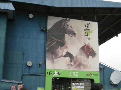北海道16(ばんえい競馬)