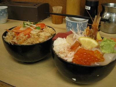 北海道24(海鮮丼)