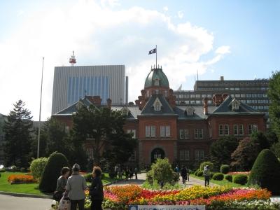 北海道29(北海道庁舎)