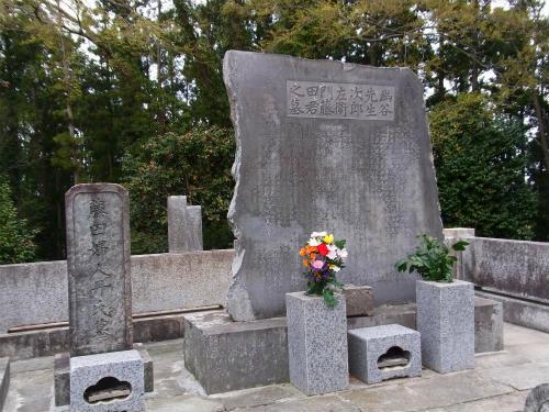藤田東吾の墓