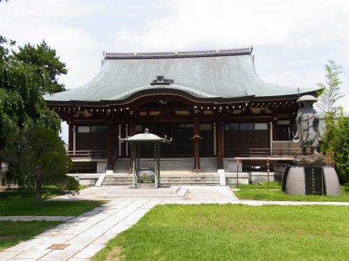 法要寺本堂