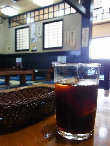 安曇野のコーヒー
