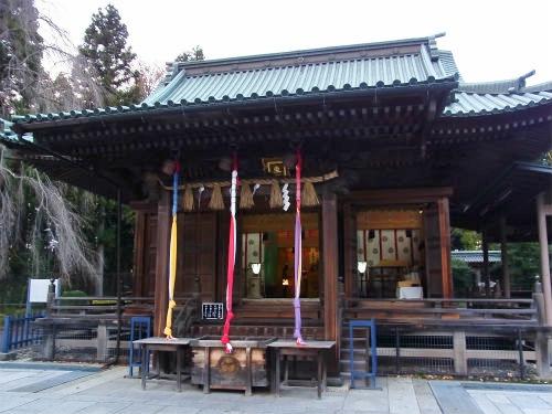仙台東照宮拝殿