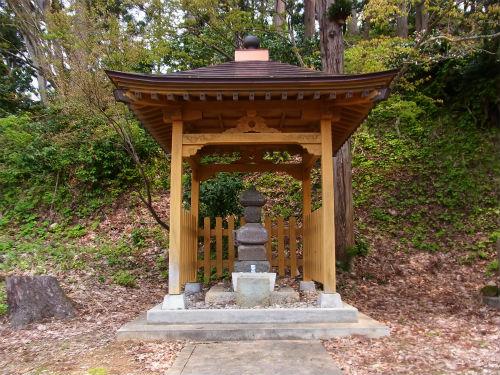 小野寺道広の墓