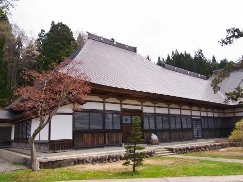 広澤寺本堂