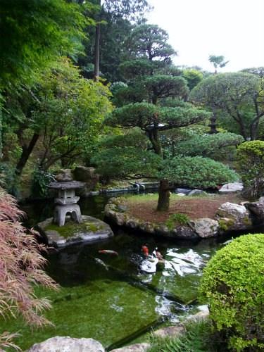 長松寺庭園