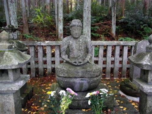 片倉景綱の墓