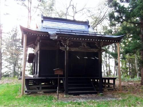 大鳥井の神社