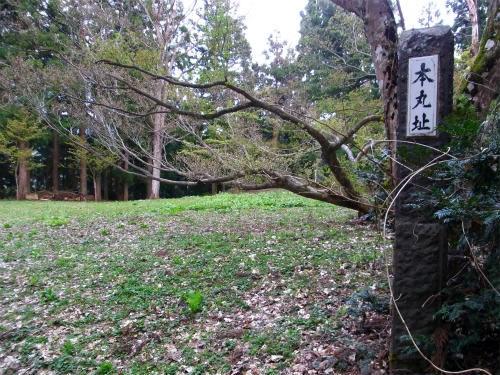 金沢城本丸