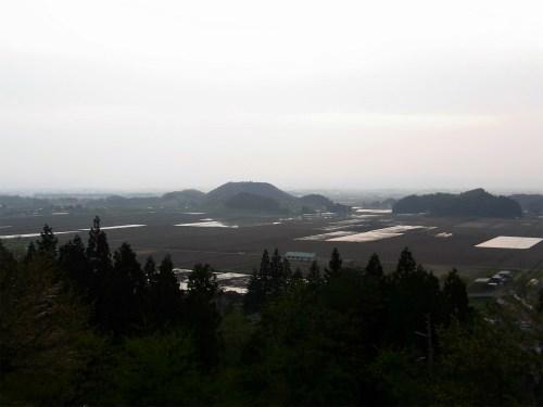 金沢城より