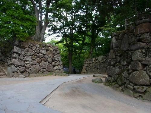 小諸城石垣 (2)
