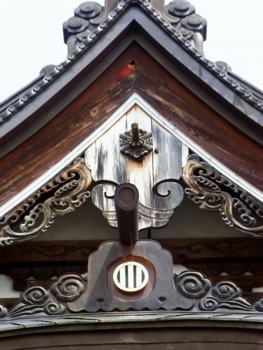 6天寧寺本堂の寺紋 (900x1200)