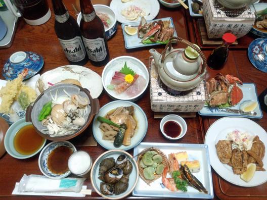 村上市 コース 料理 食べる