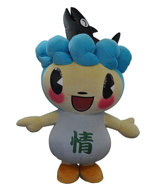 ゆるキャラグランプリ2012 村上市観光キャラクター サケリン