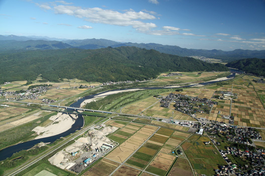 2012JPMAパラモーター日本選手権 FLY&FUN IN 新潟