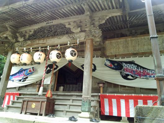 2012 鮭魂祭 村上市観光協会