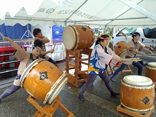 きらきらフェスティバル2012 村上坂町