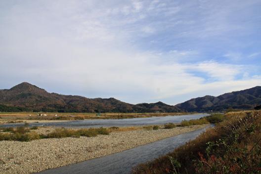 荒川サーモンフィッシング 11月28日 晴れ