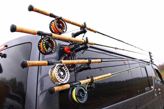 荒川鮭(サケ)釣り 11月29日