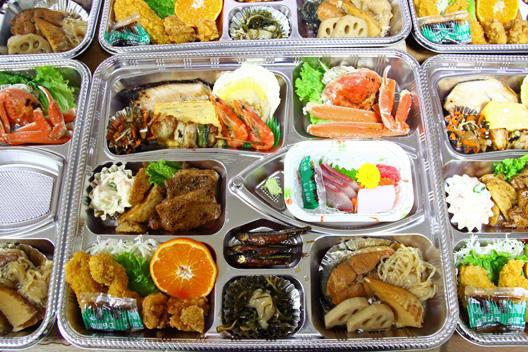 料理折 集会 ご宴会 村上坂町