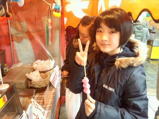 2013 白山神社 初詣