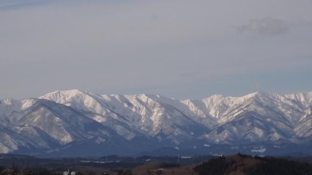 槍ヶ先~八森山