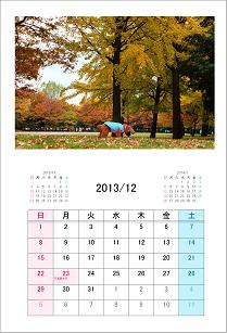 カレンダー形式12