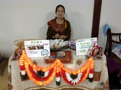 インド料理店モダカさん