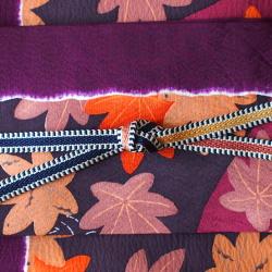 お江戸の職人さんの紐です。マルチカラーで便利。