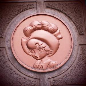 宝塚大劇場からほど近い、手塚治虫記念館にて。